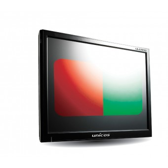 Unicos ULC800 22 inch Polarised LCD Test Chart