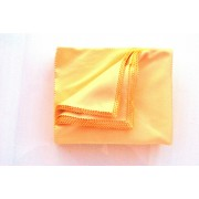 Microfibre Cleaning Cloths 100 pieces 15cm x 18cm Yellow