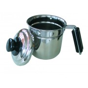 GFC Steel Tint Pot Triple thickness bottom